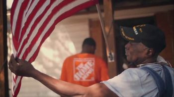 The Home Depot TV Spot, 'Thank You to Our Veterans' - Thumbnail 5