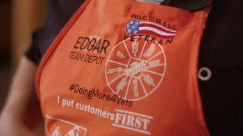 The Home Depot TV Spot, 'Thank You to Our Veterans' - Thumbnail 7