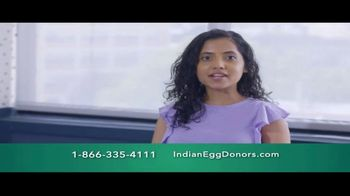 Indian Egg Donors TV Spot, 'Helped My Family Through a Tough Time' - Thumbnail 4