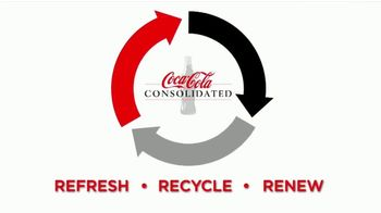 Coca-Cola Consolidated TV Spot, 'Honored: Refresh, Recycle, Renew' - Thumbnail 8