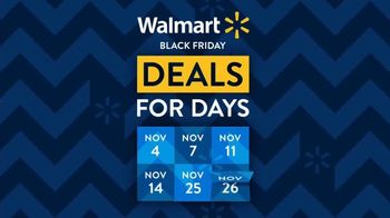 Walmart Black Friday Deals for Days TV Spot, 'Horno y tostador de Gourmia' canción de Aretha Franklin [Spanish] - Thumbnail 1
