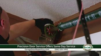 Precision Door Service TV Spot, 'The First Thing' - Thumbnail 2