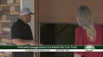Precision Door Service TV Spot, 'The First Thing' - Thumbnail 6