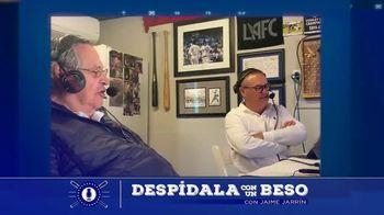 Uforia Music TV Spot, 'Despídala con un beso' [Spanish] - 1 commercial airings