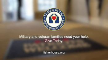 Fisher House Foundation TV Spot, 'Weight Off Shoulders' - Thumbnail 10