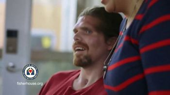 Fisher House Foundation TV Spot, 'Weight Off Shoulders' - Thumbnail 4