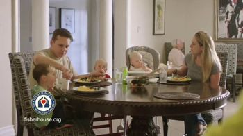 Fisher House Foundation TV Spot, 'Weight Off Shoulders' - Thumbnail 7