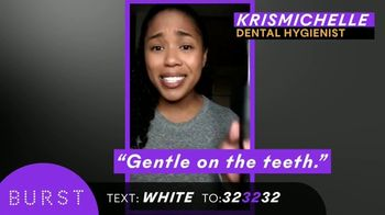 Burst Sonic Toothbrush TV Spot, 'From Brushing to Bursting' - Thumbnail 5