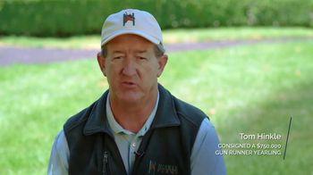 Three Chimneys Farm TV Spot, 'The Experts Weigh in on Gun Runner'