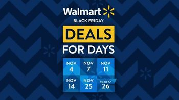 Walmart Black Friday TV Spot, 'Deals for Days: Lenovo IdeaPad 3' - Thumbnail 3