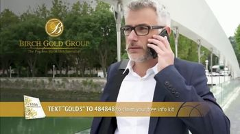 Birch Gold Group TV Spot, 'Don't Get Left Behind'