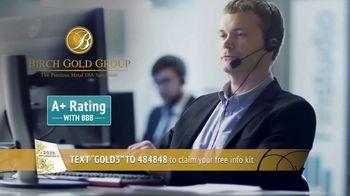 Birch Gold Group TV Spot, 'Don't Get Left Behind' - Thumbnail 4