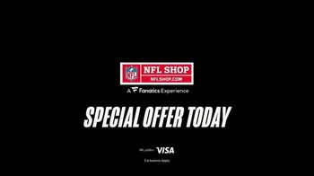NFL Shop TV Spot, 'Make the Colors Hit: Special Offer' Song by KYLE, K CAMP, Rich the Kid - Thumbnail 10