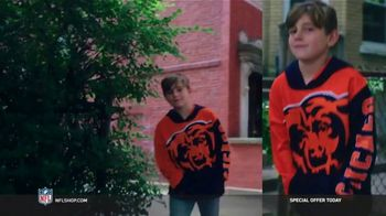 NFL Shop TV Spot, 'Make the Colors Hit: Special Offer' Song by KYLE, K CAMP, Rich the Kid - Thumbnail 2