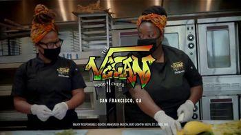 EatOkra TV Spot, 'The Vegan Hood Chefs: Bud Light Thursday Night Shoutout'