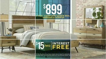 Rooms to Go Holiday Sale TV Spot, 'Living Room, Sectionals and Dining Sets' - Thumbnail 6