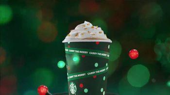 Starbucks Caramel Brulee Latte TV Spot, 'Holiday Lights' - Thumbnail 5