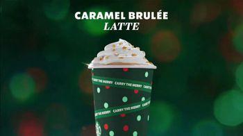 Starbucks Caramel Brulee Latte TV Spot, 'Holiday Lights' - Thumbnail 6