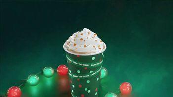Starbucks Caramel Brulee Latte TV Spot, 'Holiday Lights' - Thumbnail 7