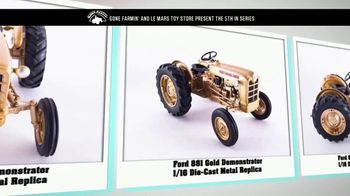 Le Mars Toy Store TV Spot, '2020 Fall Premier Commemorative Tractor: Ford 881 Gold Demonstrator' - Thumbnail 3
