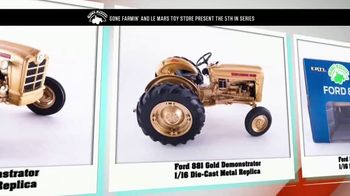 Le Mars Toy Store TV Spot, '2020 Fall Premier Commemorative Tractor: Ford 881 Gold Demonstrator' - Thumbnail 4
