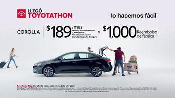 Toyota Toyotathon TV Spot, 'Suegra' [Spanish] [T2] - Thumbnail 2