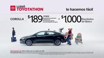 Toyota Toyotathon TV Spot, 'Suegra' [Spanish] [T2] - Thumbnail 3
