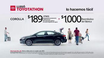 Toyota Toyotathon TV Spot, 'Suegra' [Spanish] [T2] - Thumbnail 4