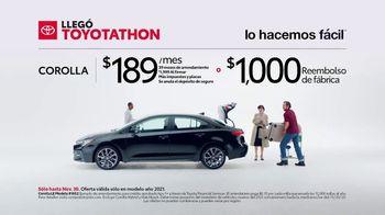 Toyota Toyotathon TV Spot, 'Suegra' [Spanish] [T2] - Thumbnail 5