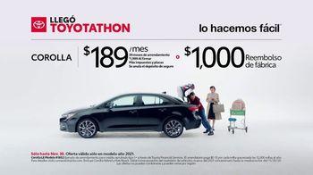 Toyota Toyotathon TV Spot, 'Suegra' [Spanish] [T2] - Thumbnail 6