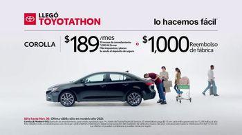 Toyota Toyotathon TV Spot, 'Suegra' [Spanish] [T2] - Thumbnail 7