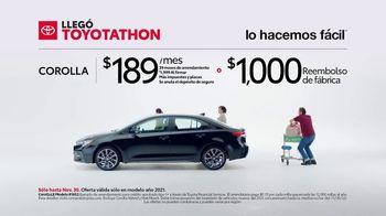 Toyota Toyotathon TV Spot, 'Suegra' [Spanish] [T2] - Thumbnail 8
