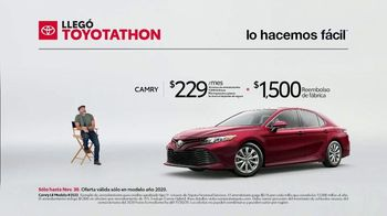 Toyota Toyotathon TV Spot, 'Director' [Spanish] [T2] - Thumbnail 1