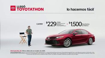 Toyota Toyotathon TV Spot, 'Director' [Spanish] [T2] - Thumbnail 2