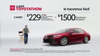 Toyota Toyotathon TV Spot, 'Director' [Spanish] [T2] - Thumbnail 4