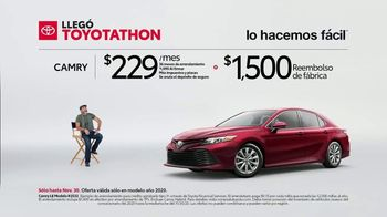 Toyota Toyotathon TV Spot, 'Director' [Spanish] [T2] - Thumbnail 5