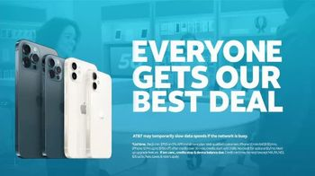 AT&T Wireless TV Spot, 'Word of Mouth Advertising: iPhone 12 Mini' - Thumbnail 10