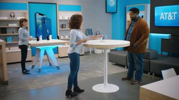 AT&T Wireless TV Spot, 'Word of Mouth Advertising: iPhone 12 Mini' - Thumbnail 3