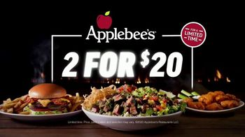 Applebee's 2 for $20 TV Spot, 'Date Night' Song by Orleans - Thumbnail 7