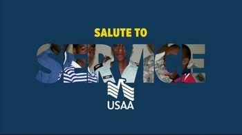 USAA TV Spot, 'Salute to Service: Aaron Jones' - Thumbnail 1