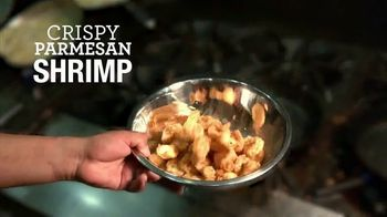 Johnny Carino's Ribeye Steak & Shrimp Meal Italian TV Spot, 'Thanksgiving Day' - Thumbnail 5