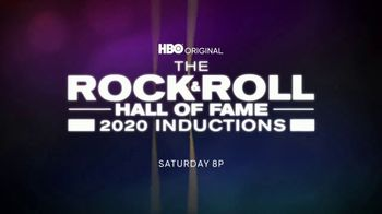 HBO Max TV Spot, '2020 Rock & Roll Hall of Fame Induction Ceremony' - Thumbnail 10