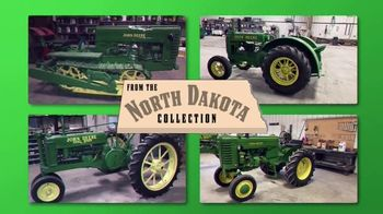 Mecum Gone Farmin' 2020 Fall Premier TV Spot, 'Four Tractors From the North Dakota Collection' - Thumbnail 2