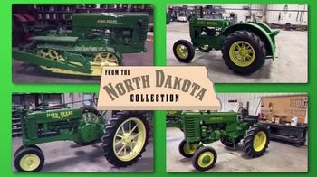 Mecum Gone Farmin' 2020 Fall Premier TV Spot, 'Four Tractors From the North Dakota Collection' - Thumbnail 3