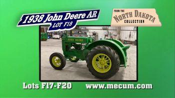 Mecum Gone Farmin' 2020 Fall Premier TV Spot, 'Four Tractors From the North Dakota Collection' - Thumbnail 5