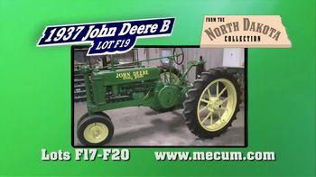 Mecum Gone Farmin' 2020 Fall Premier TV Spot, 'Four Tractors From the North Dakota Collection' - Thumbnail 6