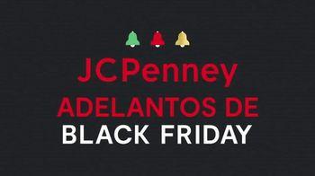 JCPenney Adelantos de Black Friday TV Spot, 'Electrónicos de cocina y suéteres' [Spanish] - Thumbnail 1