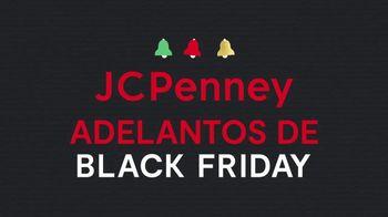 JCPenney Adelantos de Black Friday TV Spot, 'Electrónicos de cocina y suéteres' [Spanish] - Thumbnail 2