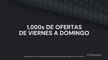 JCPenney Adelantos de Black Friday TV Spot, 'Electrónicos de cocina y suéteres' [Spanish] - Thumbnail 3