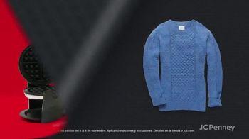 JCPenney Adelantos de Black Friday TV Spot, 'Electrónicos de cocina y suéteres' [Spanish] - Thumbnail 6